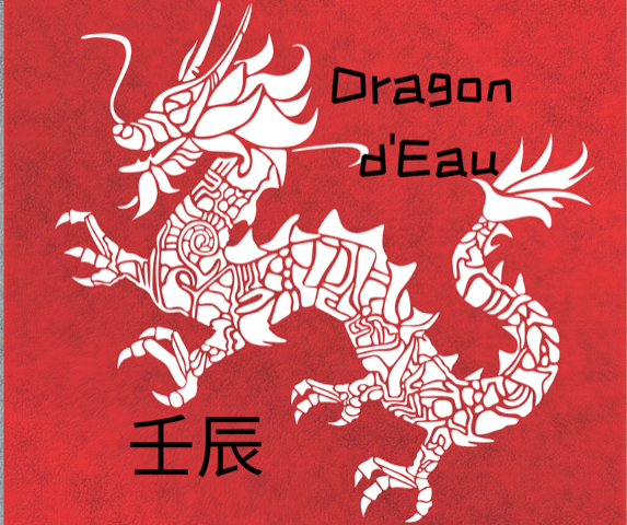 Delphine Garnier le signe du mois : Dragon d'eau