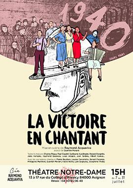 OFF 21 : La victoire en chantant - 1914 et 1940.