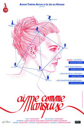 """OFF 21 : Chloé et Christophe présentent """"Aime comme Marquise""""."""
