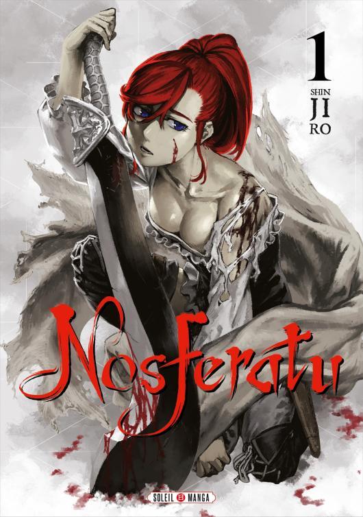 BDthéque de Vivien : Nosferatu