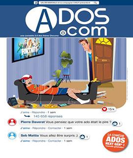 """OFF 21 : Pierre, Isabelle et Seb présentent """"Vive les vacances en famille !"""" et """"ADOS.COM"""""""