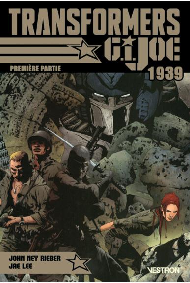 Transformers GI Joe chez Vestron Comics