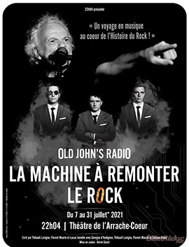 OFF 21 : La machine à remonter le Rock!